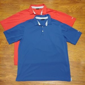 ⛳ 2 for $26! Walter Hagen golf shirts
